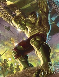 Immortal Hulk by Marvel - Box Canvas sized 23x30 inches. Available from Whitewall Galleries